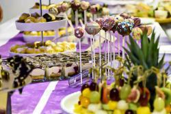 Fingerfood Dessertbuffet